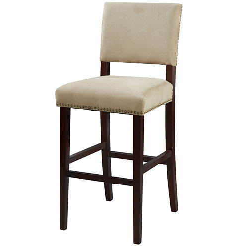 Corey Upholstered Bar Stool