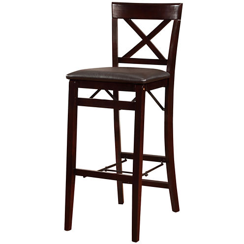 Triena X Back Folding Bar Stool