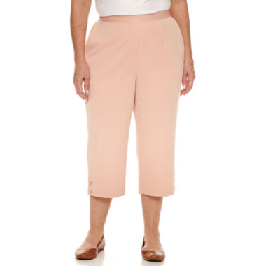jcpenney.com | Alfred Dunner Capris Plus
