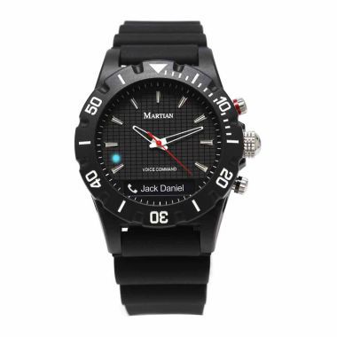 jcpenney.com | Martian Mens mVoice Envoy G10 Black Smart Watch-Mvr02eng10