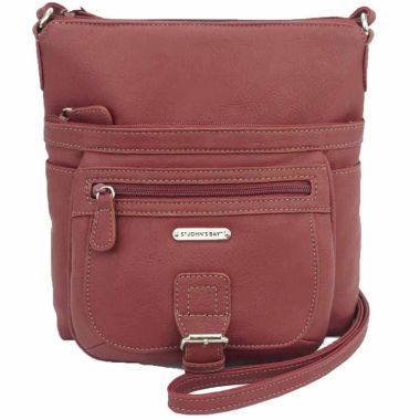 jcpenney.com | St. John`s Bay Mini Multi Flare Crossbody Bag