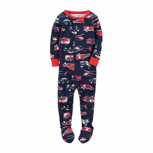 Carter'S Boys 1Pc Cotton Sleepwear