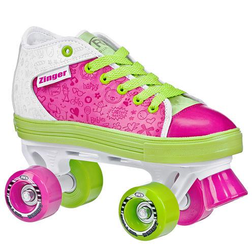 Roller Derby Zinger Roller Skates - Girls