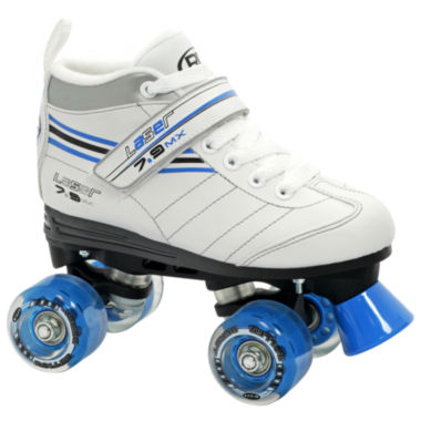 jcpenney.com | Roller Derby Laser 7.9 Speed Quad Skate Roller Skates - Girls