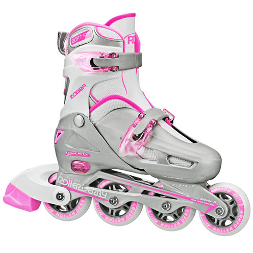 Roller Derby Cobra Adjustable Inline Roller Blades