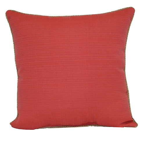 Jcpenney Decorative Throw Pillows : Outdoor Oasis Decorative Square Throw Pillow - JCPenney
