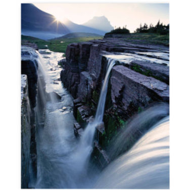 jcpenney.com | The Falls Canvas Wall Art