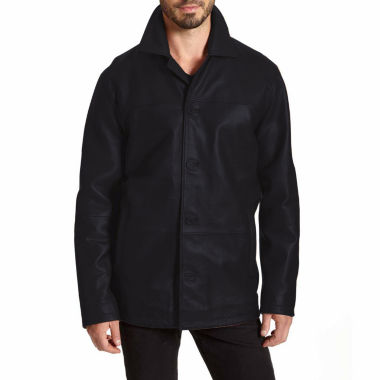 jcpenney.com | Excelled® Lambskin Car Coat