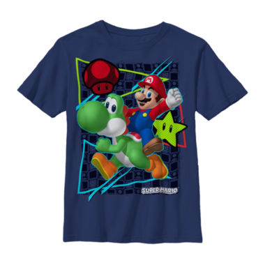 jcpenney.com | Fifth Sun H16 Mario Sunday Rider Tee- Preschool Boys 4-7