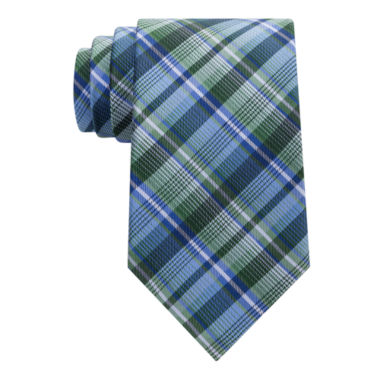 jcpenney.com | Stafford Comfort Stretch Plaid 1 Tie
