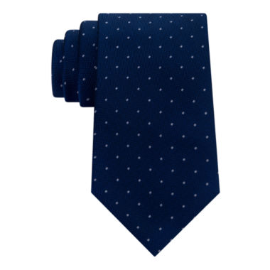 jcpenney.com | Stafford Comfort Stretch Text Dot Tie