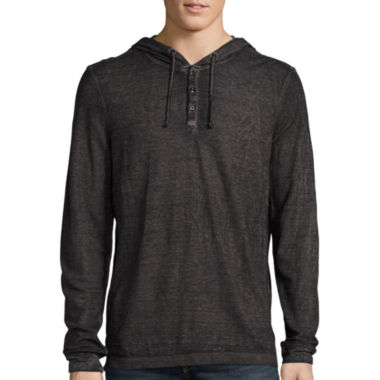 jcpenney.com | i jeans by Buffalo Calmas Long-Sleeve Knit Hoodie