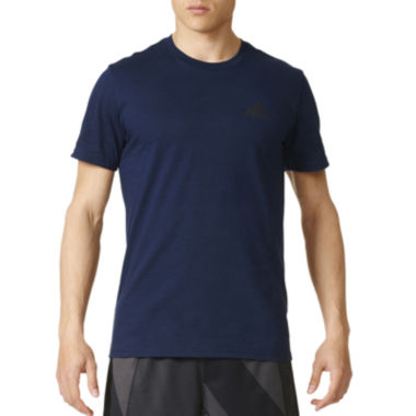 jcpenney.com | adidas® Climalite® Go To Solid Training Tee