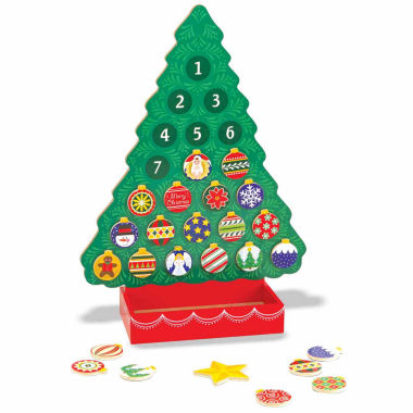 jcpenney.com | Melissa & Doug Wooden Advent Calendar