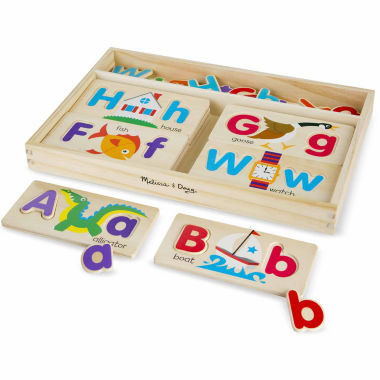 jcpenney.com | Melissa & Doug ABC Picture Boards