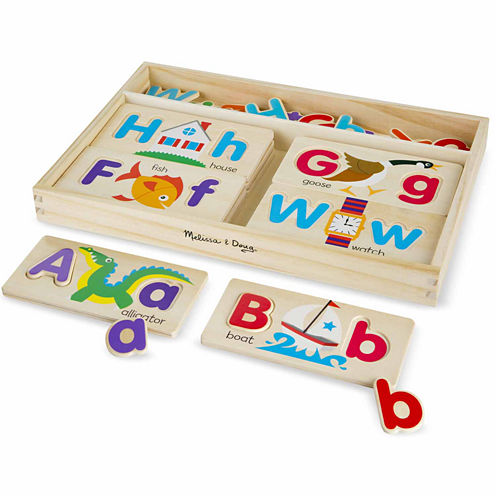 Melissa & Doug® ABC Picture Boards