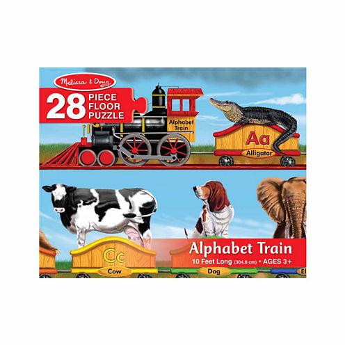Melissa & Doug® 24-pc. Truck Floor Puzzle