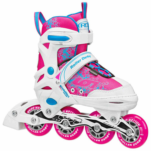 Roller Derby Ion 7.2 Adjustable Inline Roller Blades