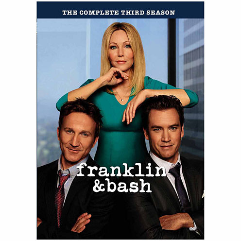 Franklin And Bash Season 3