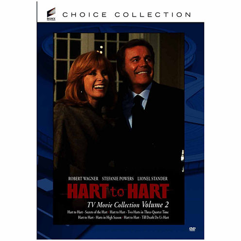Hart To Hart Tv Movie Collection Volume 2