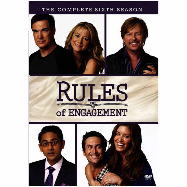 jcpenney.com | Rules Of Engagement The Complete Sixth Season