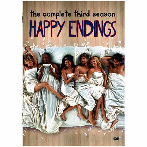 Happy Endings The Complete Third Season
