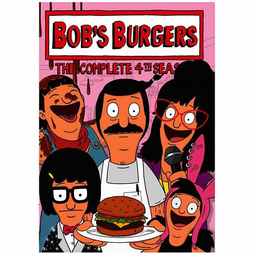 Bob'S Burgers The Complete Fourth Season