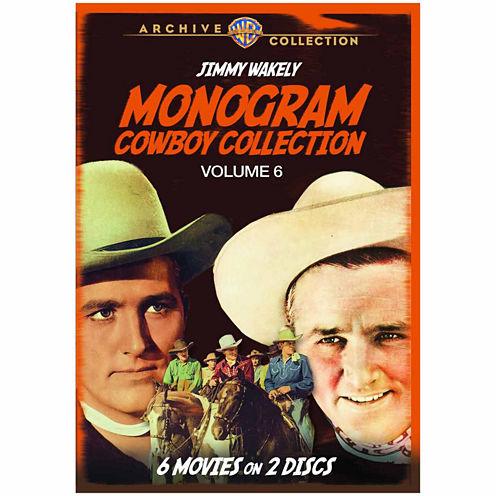 Monogram Cowboy Collection Volume 6