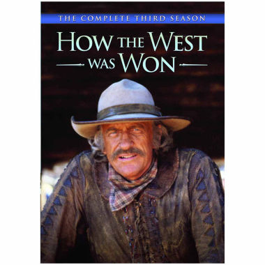 jcpenney.com | How the West Was Won: The Complete Third Season DVD