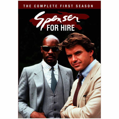 jcpenney.com | Spenser For Hire: The Complete First Season - 6 Discs - DVD