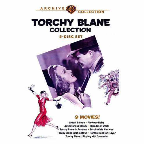 Torchy Blane Collection 1936 - 1939