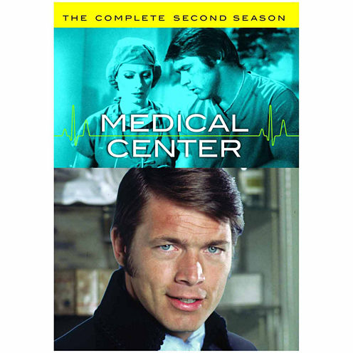 Medical Center The Complete Second Season