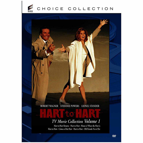 Hart To Hart Tv Movie Collection Vol1