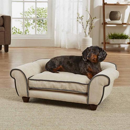 Enchanted Home Cleo Velvet Pet Sofa