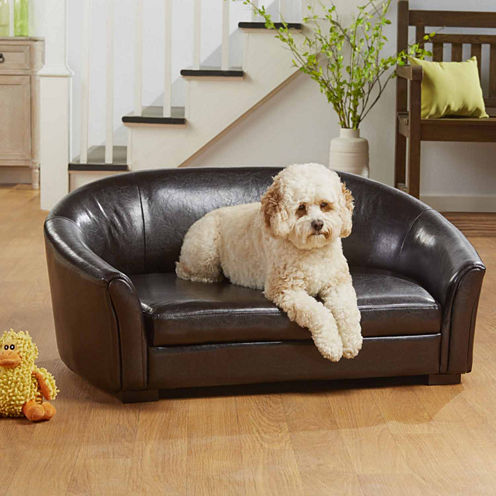 Enchanted Home Dorchester Pet Sofa with Storage