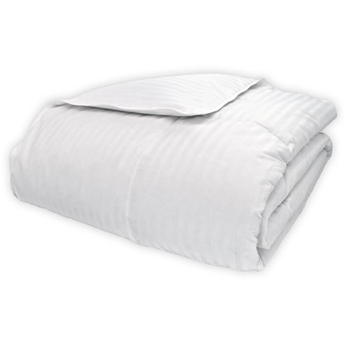 St. James Home All Season White Goose Down Comforter