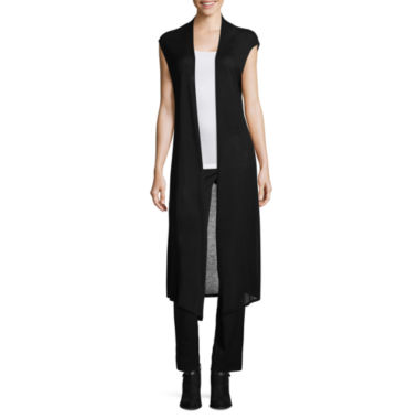 jcpenney.com | Worthington Sleeveless Cardigan