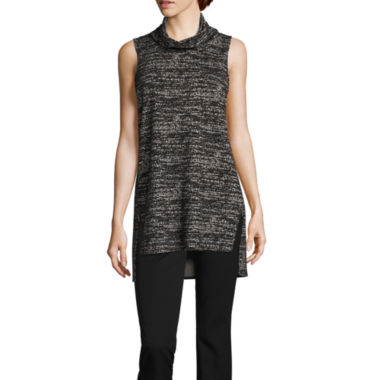 jcpenney.com | Worthington Edition Turtle Neck Tunic