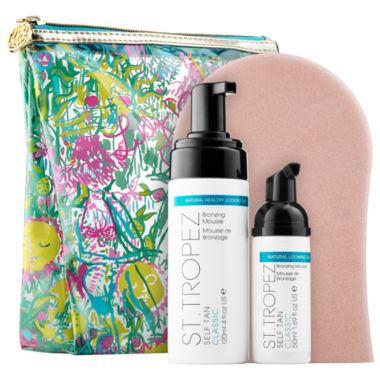 jcpenney.com | St. Tropez Tanning Essentials St.Tropez x Lilly Pulitzer The Ultimate Escape Kit