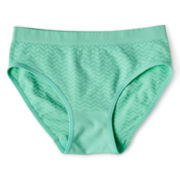 Maidenform Seamless Chevron-Striped Hipster Panties - Girls 4-16