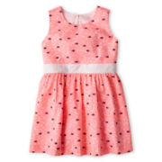 Arizona Sleeveless Woven Dress - Girls 12m-6y