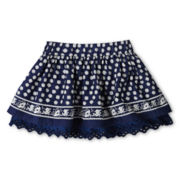 Arizona Print Woven Skirt - Girls 12m-6y