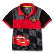 Disney Cars Polo Shirt - Boys 2-10