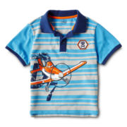 Disney Collection Planes Polo Shirt - Boys 2-10