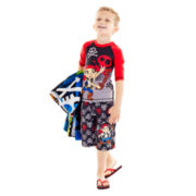 Disney Jake Swimwear and Accessories - Boys 2-10