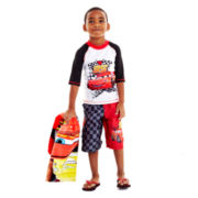 Disney Cars Swimwear and Accessories - Boys 2-10