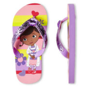 Disney Doc McStuffins Flip Flops - Girls