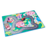 Disney Collection Minnie and Mickey Mouse Play Mat