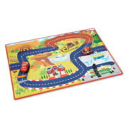 Disney Collection Cars Play Mat