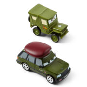 Disney Collection Cars Sarge and Corporal Josh Coolant Toy Cars